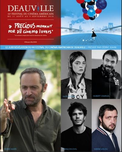 Jury Révélation Festival du cinéma Américain de Deauville 2018.jpg